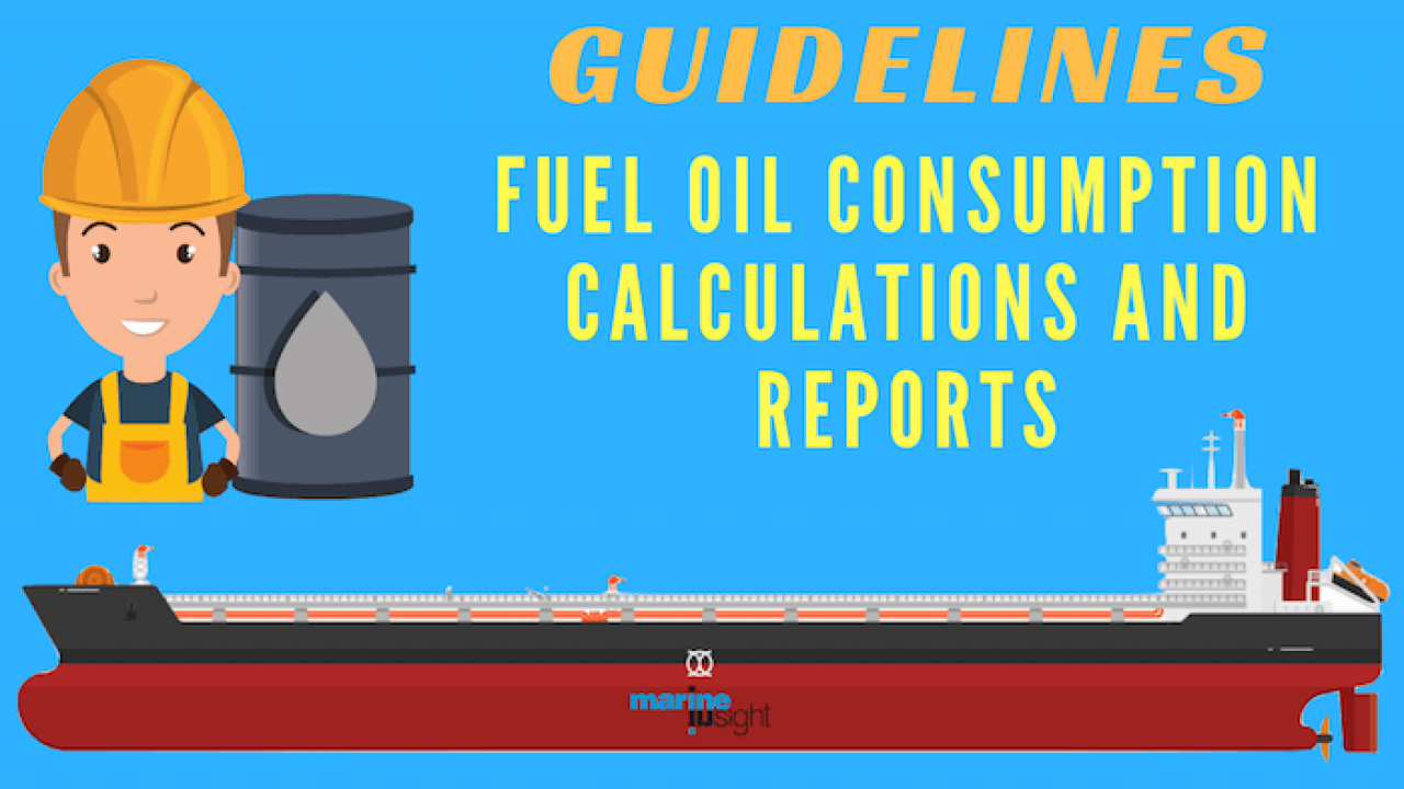 Fuel Oil Consumption Calculations For Ships: What Seafarers