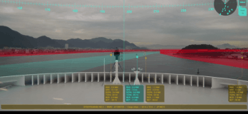 Watch: MOL To Install Voyage Information Display System Using AR Technology