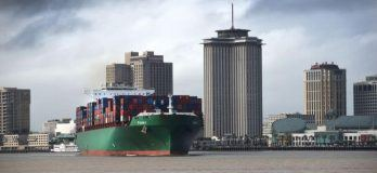 Port Of New Orleans Handles Largest Container Ship To Date