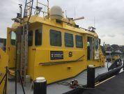 Port of Rotterdam floating lab