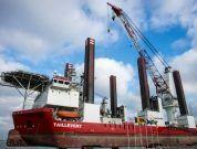 Jan De Nul names offshore installation vessel Taillevent