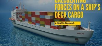 Forces on Deck Cargo