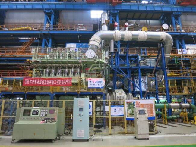 First J-ENG LP-SCR system successfully in service