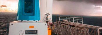 Wärtsilä launches SceneScan, the first targetless laser sensor for offshore wind farms