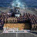 HMS Dragon_Hashish Seizure