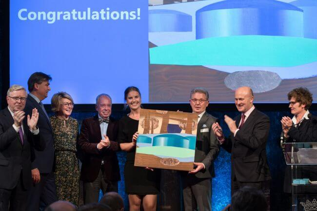 PORT OF ROTTERDAM WINS THE ESPO AWARD 2018!
