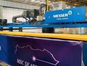 Fincantieri MSC Seashore Steel Cutting