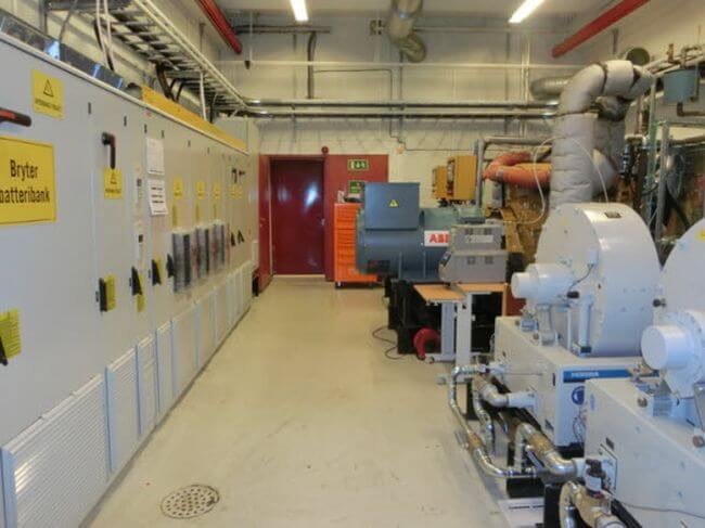 ABB and SINTEF test fuel cells for main propulsion potential