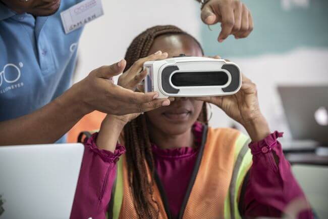 Kenya APM Terminal Vision test