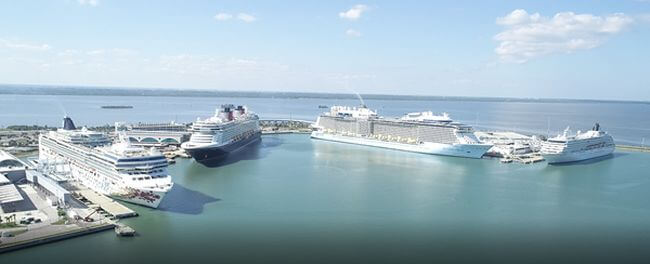 Port Canaveral Reports