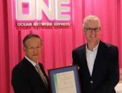 ONE is awarded the ISO 14001:2015 certification by ClassNK