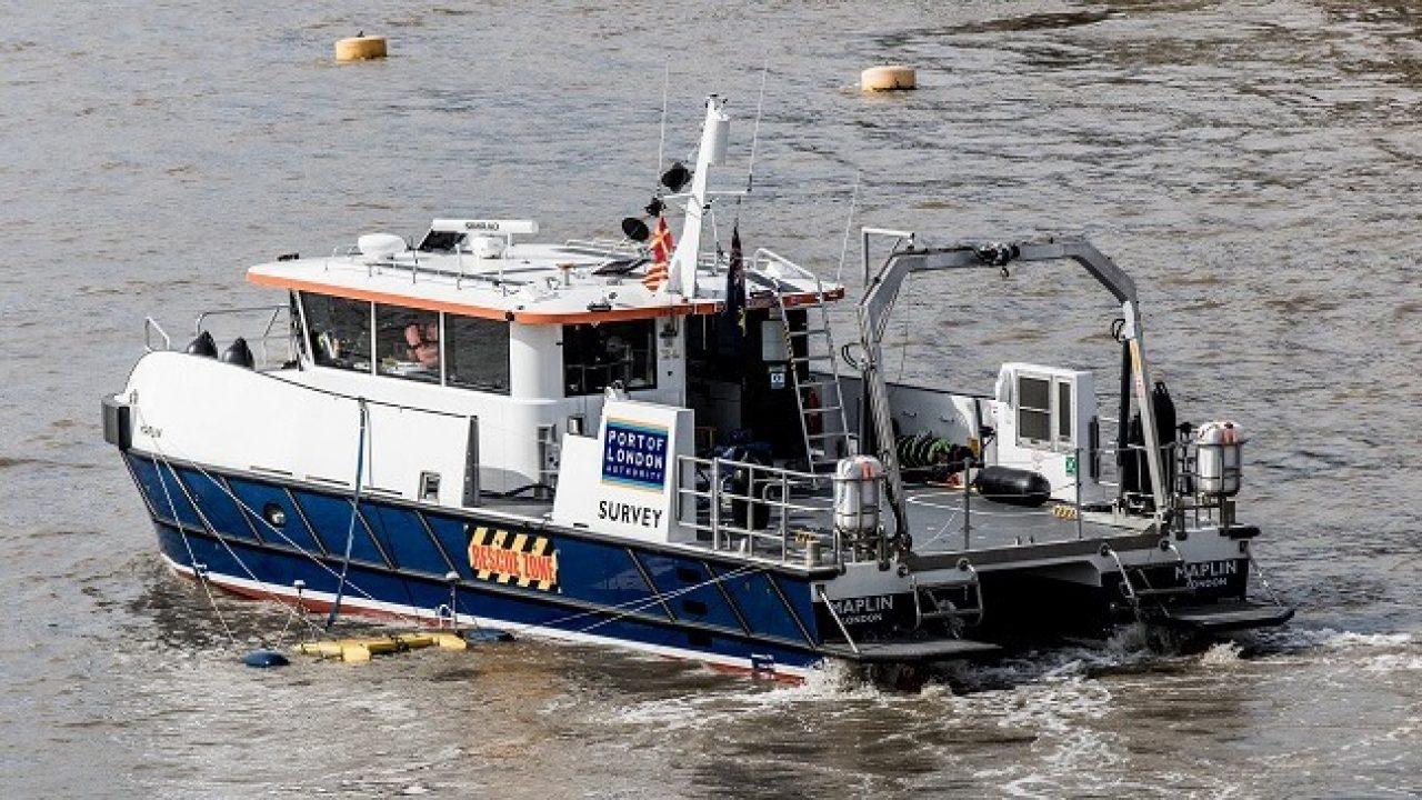 UK Hydrographic Office Contributes To Autonomous Navigation