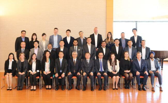 NYK and YLK Jointly Hold Training Program