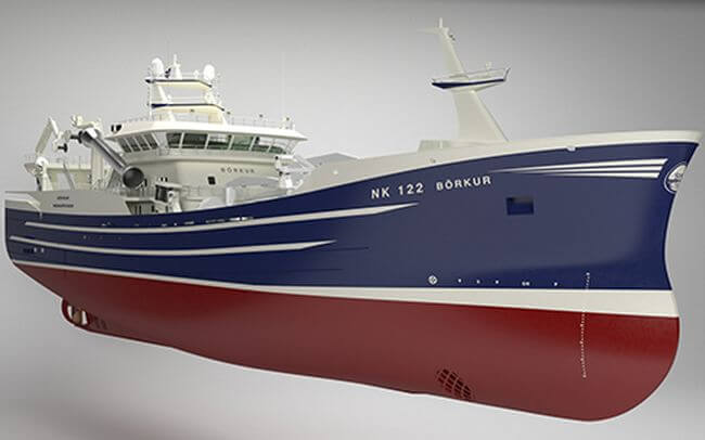 Danish shipyard orders large equipment package from Rolls-Royce