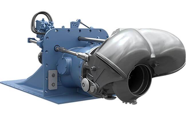 Rolls-Royce unveils new waterjet range for workboat sector