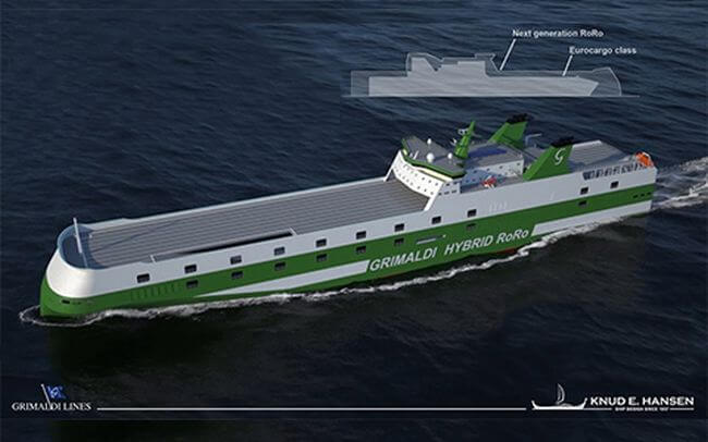 Rolls-Royce wins Propulsion contract for nine Ro-Ro vessels