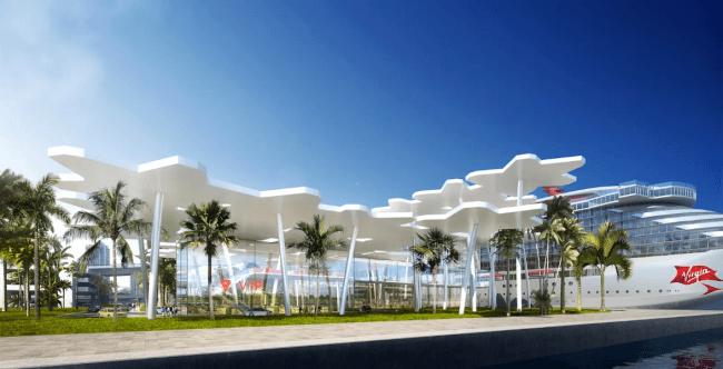 Virgin Voyages Reveals Plans Miami Terminal
