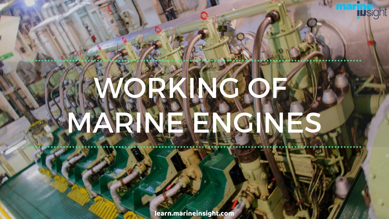 How Ship's Engine Works?