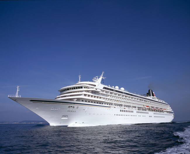 NYK Cruises Receives Top Awards for 2018 World Cruise