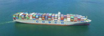 COSCO Panama canal transit