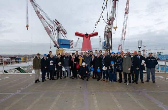 Canival Panorama Launch_Fincantieri_2