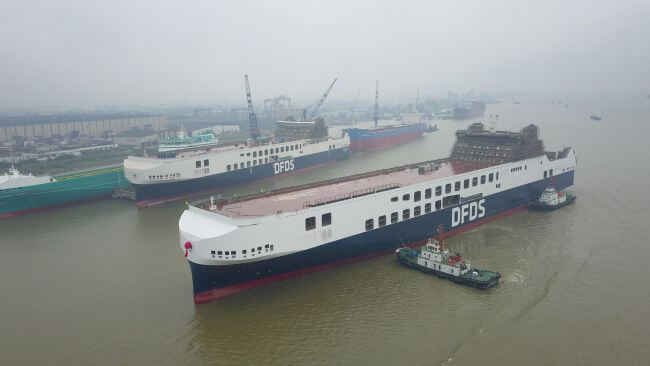 DFDS EXPANDS COOPERATION WITH TURKISH EKOL LOGISTICS