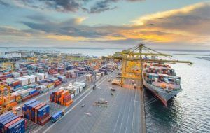 DP World australia port botany