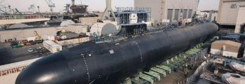 Huntington ingalls industries submanrine launch_Virginia-class submarine Delaware SSN791