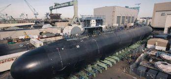 Huntington ingalls industries submanrine launch_Virginia-class submarine Delaware SSN791