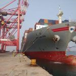 India first Mainline Vessel