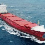 CONTAINERSHIPS RECEIVES ITS FIRST LNG-POWERED CONTAINER VESSEL