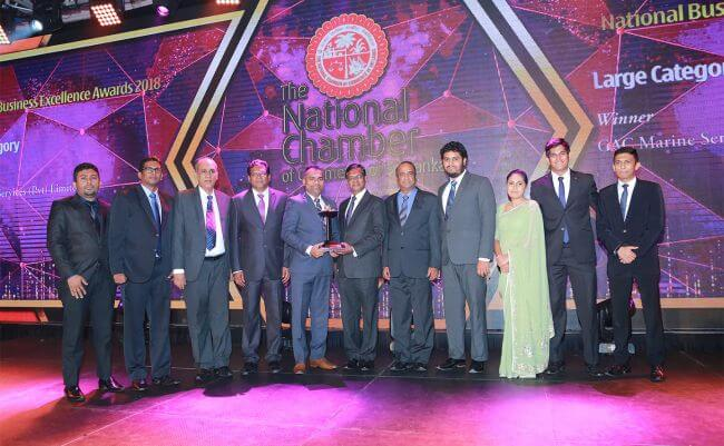 GAC wins three awards in the 2018 National Business Excellence Awards