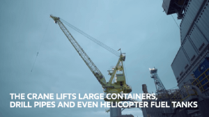 Go Inside One of the World's Largest Oil Platforms