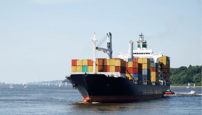maritime lein ship