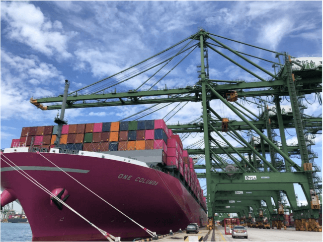 Ocean Network Express and PSA Launch Joint-Venture Container Terminal in Singapore