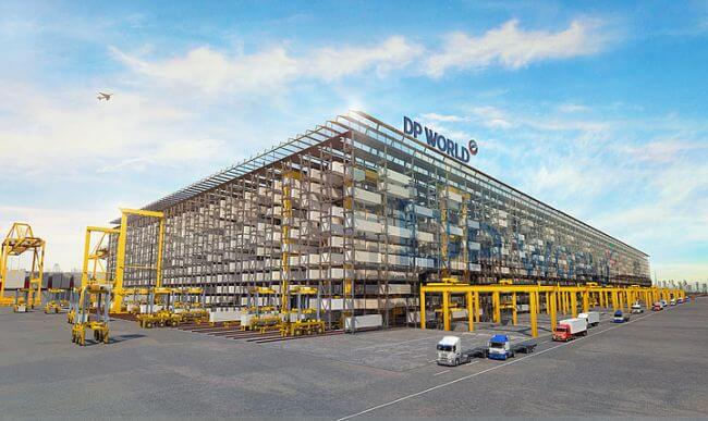 WORLD'S FIRST HIGH BAY CONTAINER STORING SYSTEM TO BE READY FOR 2020 WORLD EXPO IN DUBAI