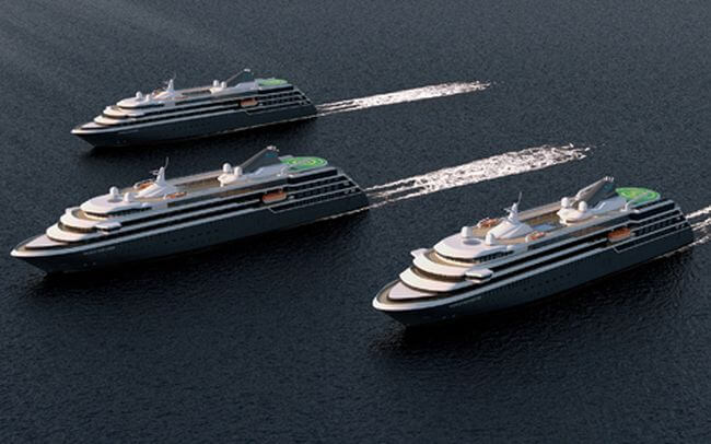 Rolls-Royce to deliver advanced ship technology to two more expedition cruise vessels for Mystic Cruises
