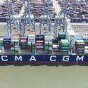 Vietnam receives largest ever container vessel