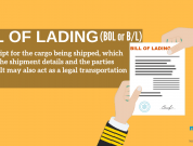 Bill of lading definition