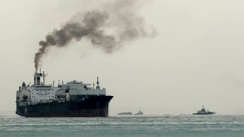 Emissions from Ships
