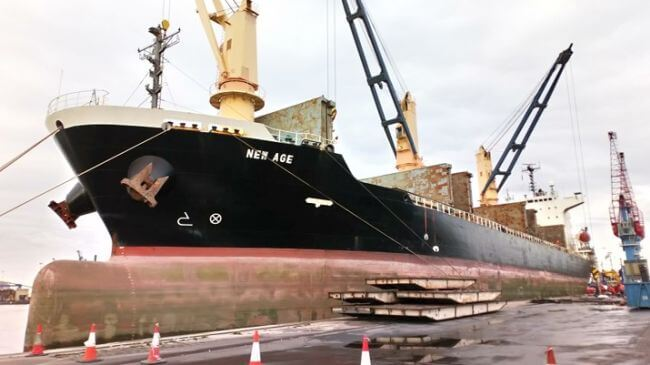 ABP STRENGTHENS BUSINESS WITH NEW STEEL CONTRACT AT THE PORT OF IMMINGHAM
