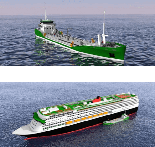Concept Design and Engineering for World's first Pure-Electric tanker completed