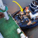Ship Handling - Using Tugs For Manoeuvring A Ship