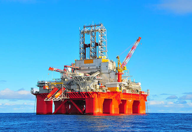 Transocean drilling