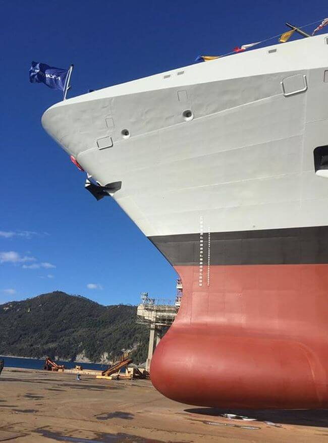 fincantieri frigate