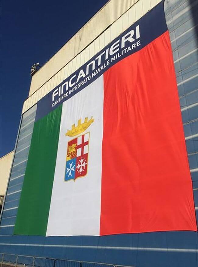 fincantieri italy represntation