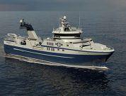rolls royce fishing vessel