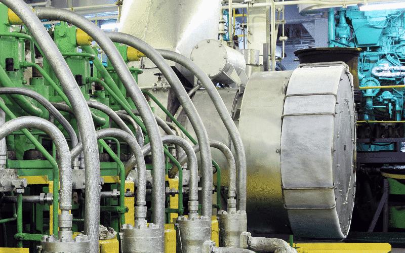 ship engine turbocharger