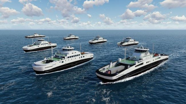 Norwegian Electric Systems selects Corvus Energy storage system for five new Fjord1 ferries