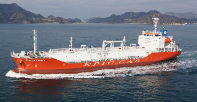 GNS will provide digital charts and publications, paper products and navigational software tools to Epic's fleet of 38 modern and high quality fully pressurised gas tankers
